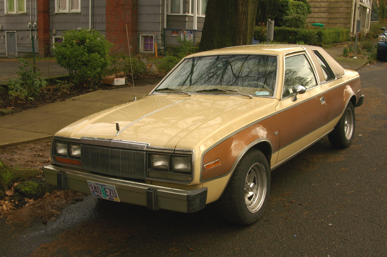 OLD PARKED CARS Saturday Bonus 1979 AMC Concord DL Revisited