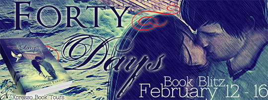 BOOK BLITZ: Forty Days by Stephanie Parent