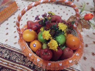 hantaran pertunangan (buah-buahan)
