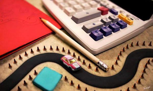 Micro Machines Inspired Scene