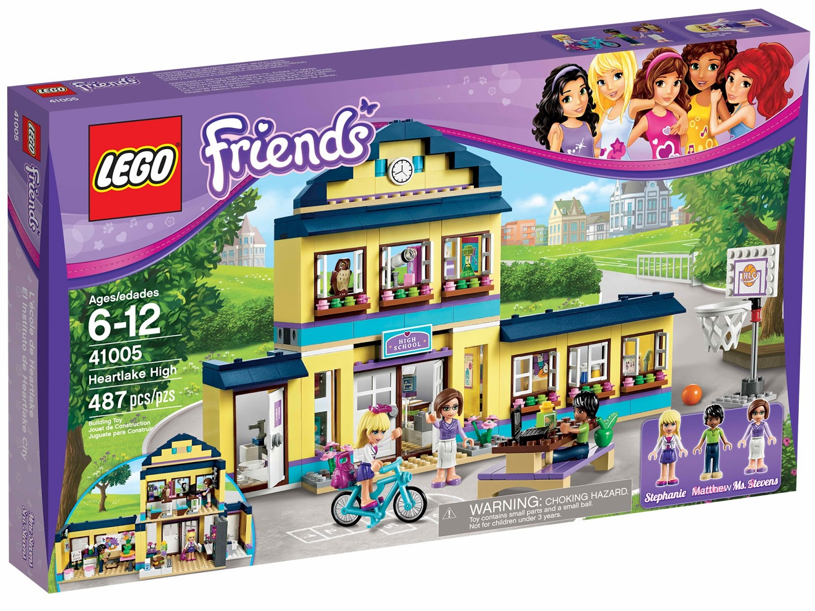 lego friends heartlake high - photo #2