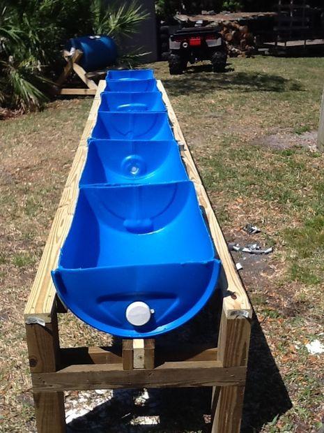 Reciclar reutilizar y reducir c mo hacer una jardinera - Jardineras de plastico ...