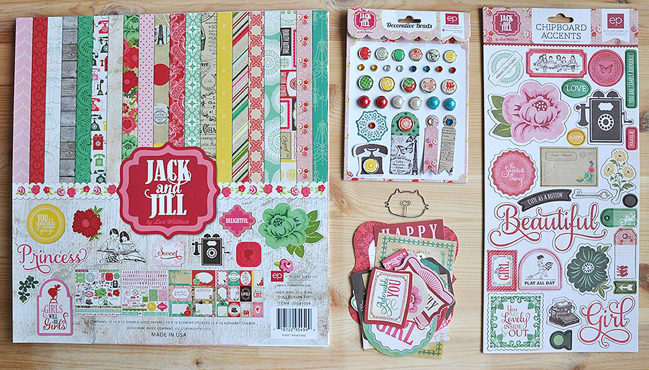 Jack and Jill: Jack Collection Kit