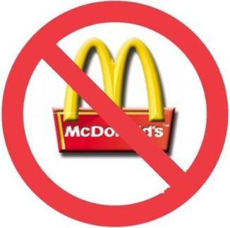 Ne-am decis să nu mai mâncăm la McDonald's şi să împărtăşim asta tuturor prietenilor! Află de ce..