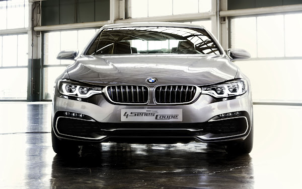 BMW 4-Series at Detroit Auto Show 2013