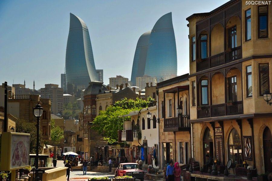 Baku 11 Foto Xos Gelmisiniz