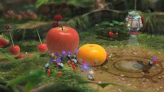 Pikmin 3 Game, Nintendo Wii U