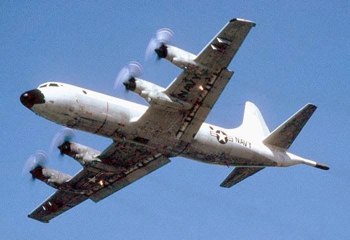 Pesawat Pengesan Maritim P-3C Orion New Zealand