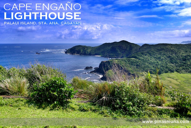 Panoramic View from Cape Engaño Lighthouse on Palaui Island