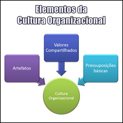 Elementos da Cultura Organizacional