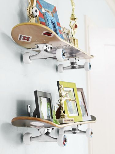 skate board étagere | girlystan.com