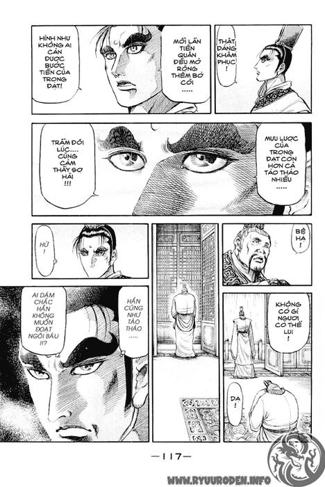 Chú Bé Rồng - Ryuuroden chap 85 - Trang 27