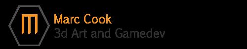 Marc Cook Art & Gamedev Blog