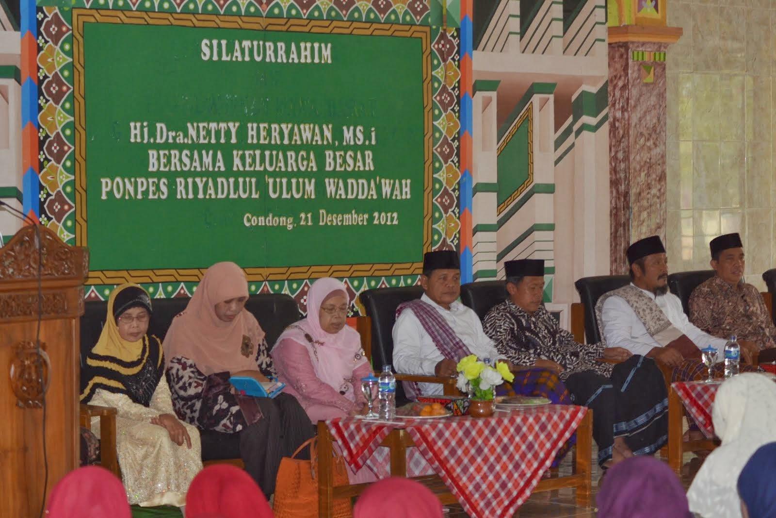 Istri Gubernur Jawa Barat