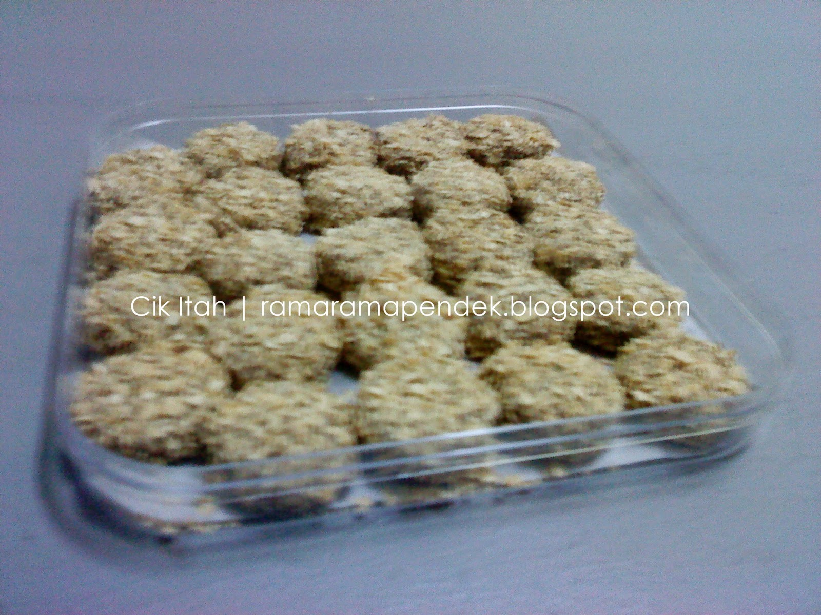 Snow Almond Dari Blogger Diary Nurul