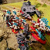 1500pt battle report - 40kaddicts nids vs Otty's Eldar