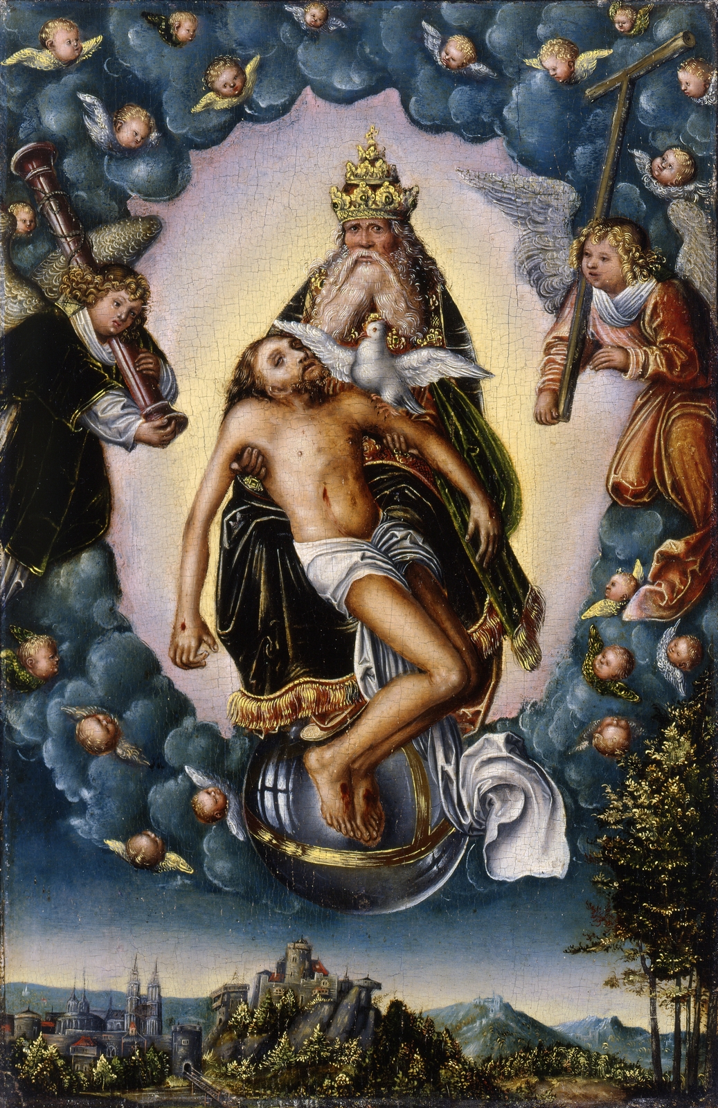 Секс фото не святая троица 31 фотография