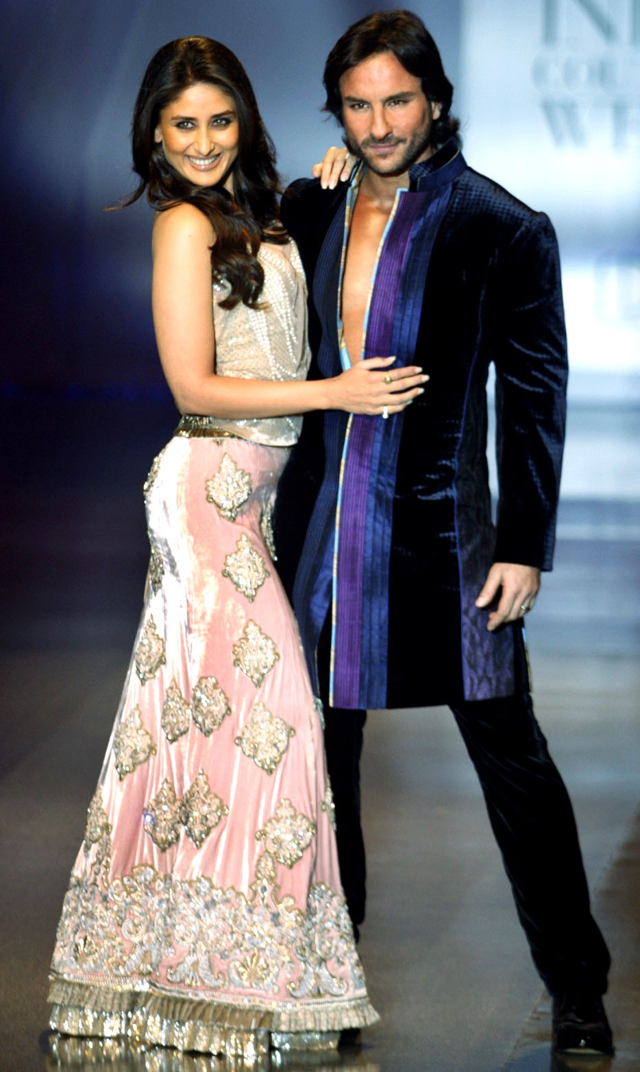 Saif Ali Khan And Kareena Kapoor 2015