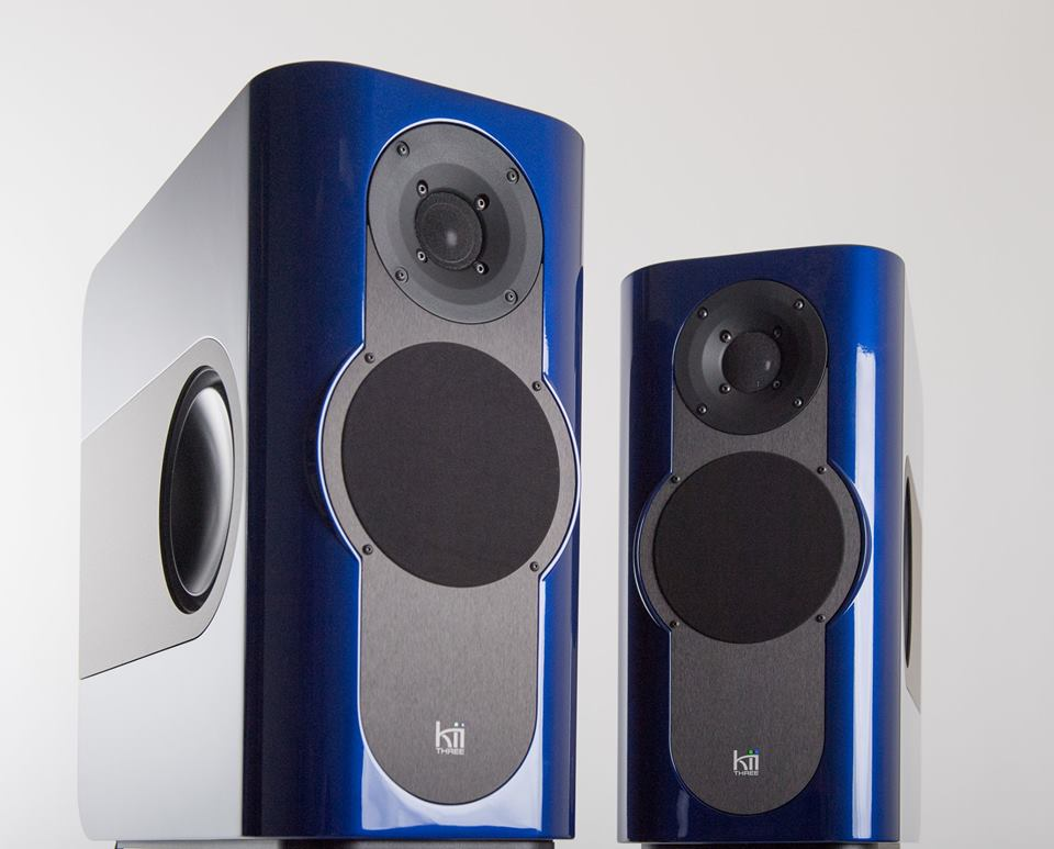 Blue Room Pod Speakers
