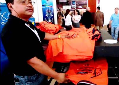 Agenda del  Apparel Sourcing Show 2012, Grand Tikal Futura Hotel