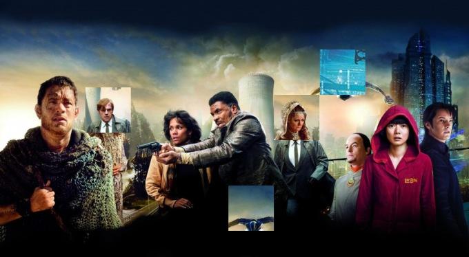 Облачный атлас, Cloud Atlas, 2012, Том Хенкс, Холли Берри