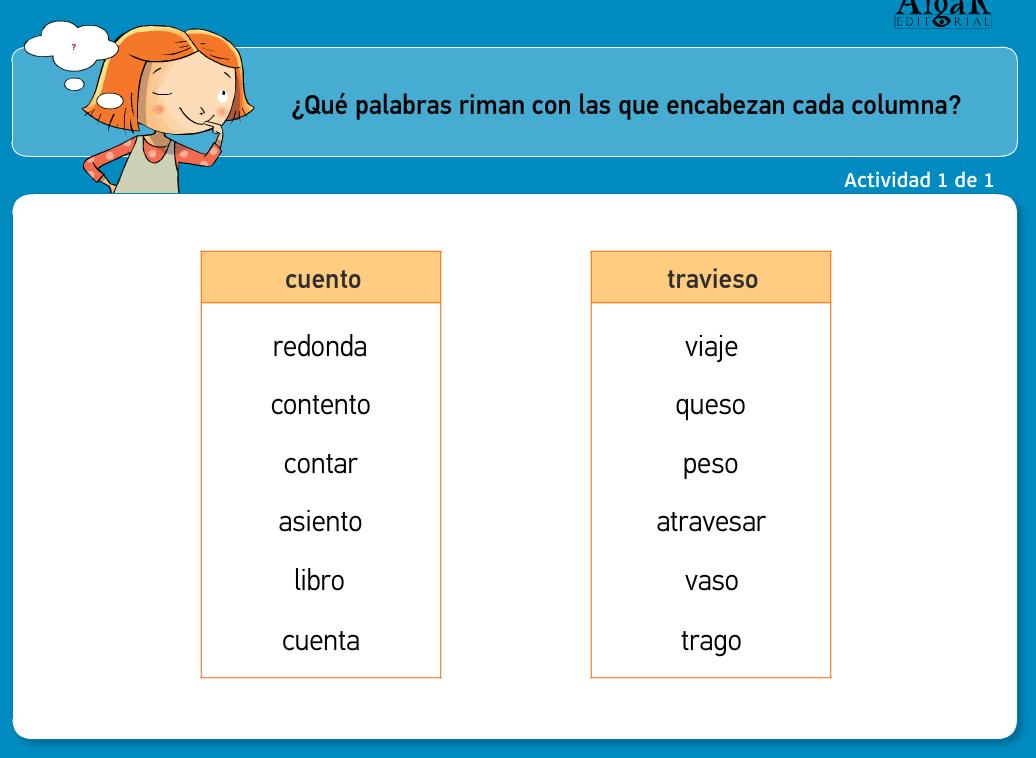 http://www.primerodecarlos.com/TERCERO_PRIMARIA/archivos/actividades_tilde_tercero/10/la_rima.swf