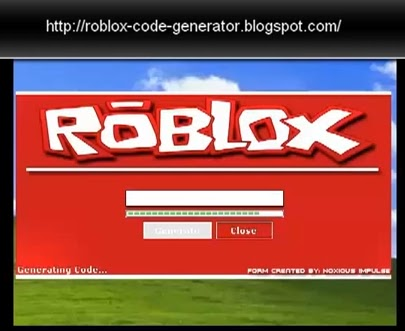 Download roblox hack generator