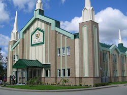 Locale of Burnaby, B.C Canada