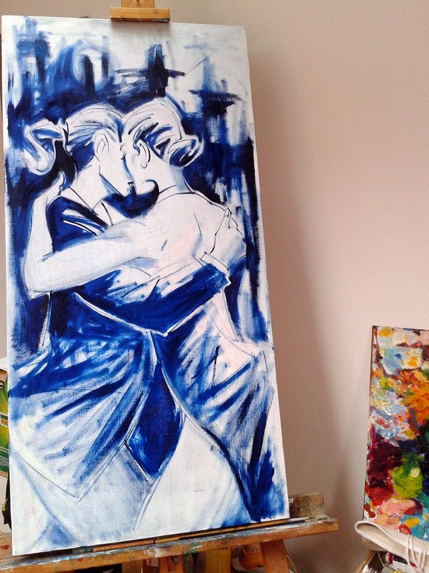 Abrazo Blues