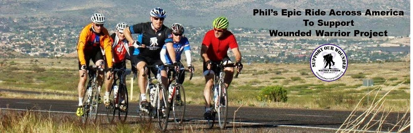 Phil's Epic Ride