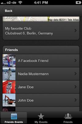 Friends Events By Sebastian Vogelsang
