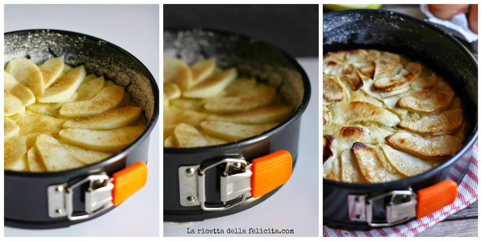 La ricetta della felicità: Torta di mele cremosa anche senza glutine