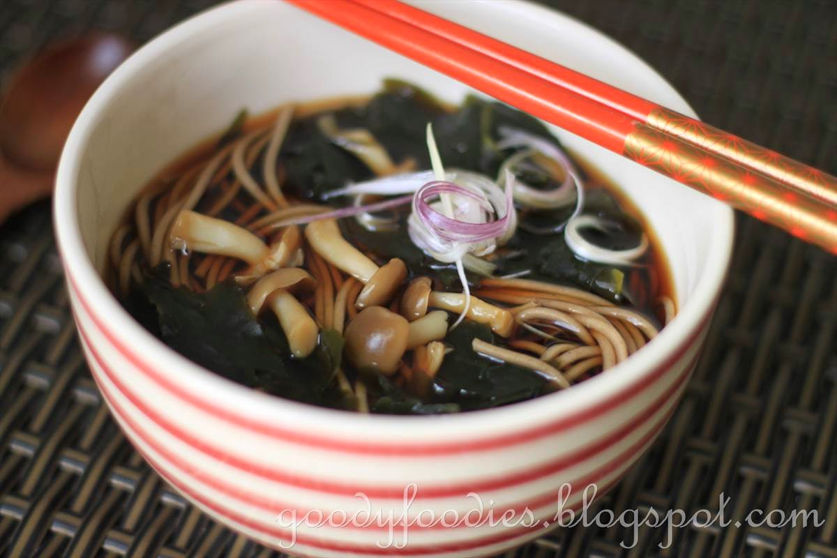recipe noodle baby Broth Recipe: Soba Japanese Noodle GoodyFoodies: in Hot
