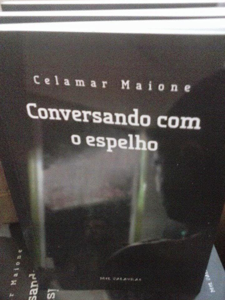 Novo livro CONVERSANDO COM O ESPELHO