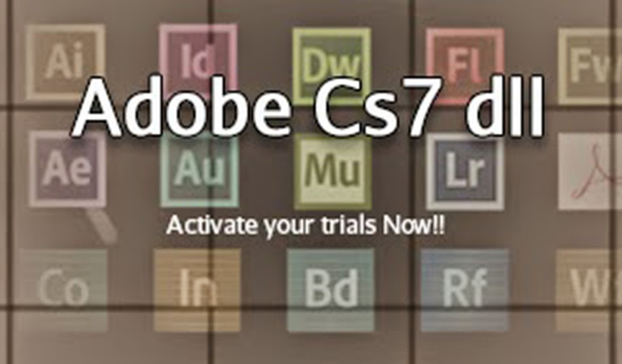 how to download adobe cs7