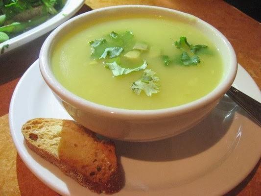 Ecuadorian Potato Soup