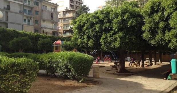 Impressions du liban et du monde un parking en plein c ur for Le jardin d alphonse