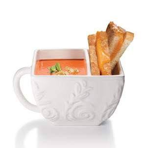 Soup and Sandwich Mug ON SALE!! Now only $6.99!!
