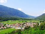 Con la Giovane Montagna di Padova: escursione a Caporetto, lungo l'Isonzo