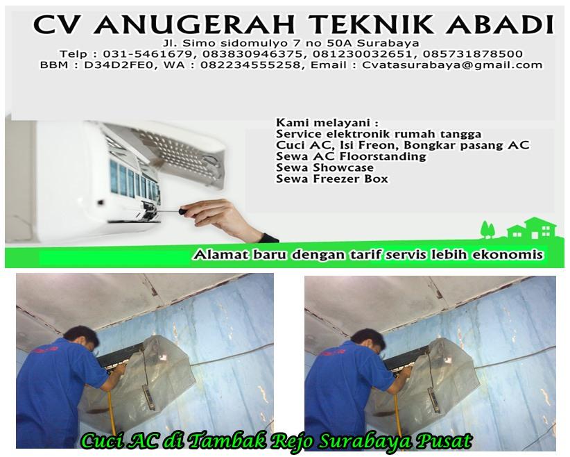Cuci Ac Surabaya Pusat