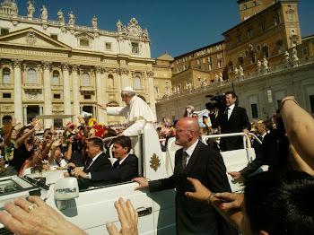 Udienza generale Papa Francesco 26 giugno 2013