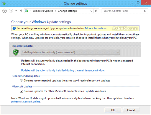 About tech how to turn off windows 10 update for Window opens off screen
