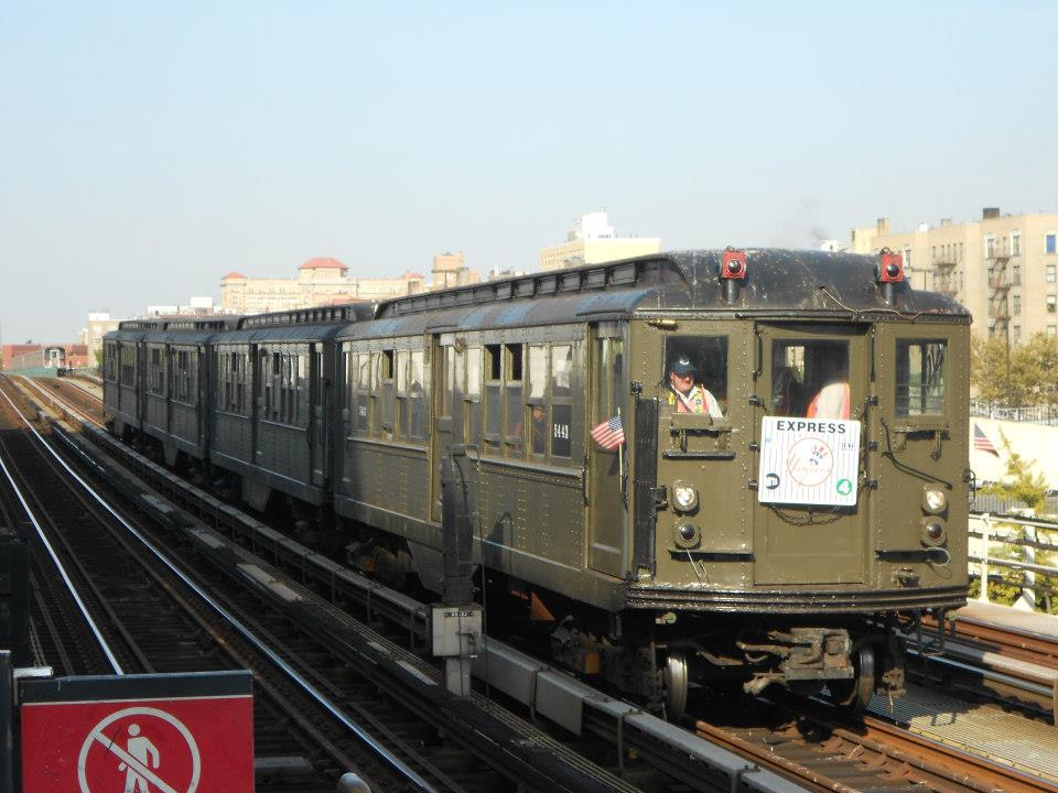 nyc subway car with New York Yankees Nostalgia Low V Train on Nyc Subway Trains Horse Drawn Carriages Buses Mass Transit Over The Years 1 likewise 9612380428 as well Path Advertising as well Fordite Detroit Agate Car Paint Stone Jewel moreover Get Brooklyn New Jersey Public Transportation Driving Car Services.