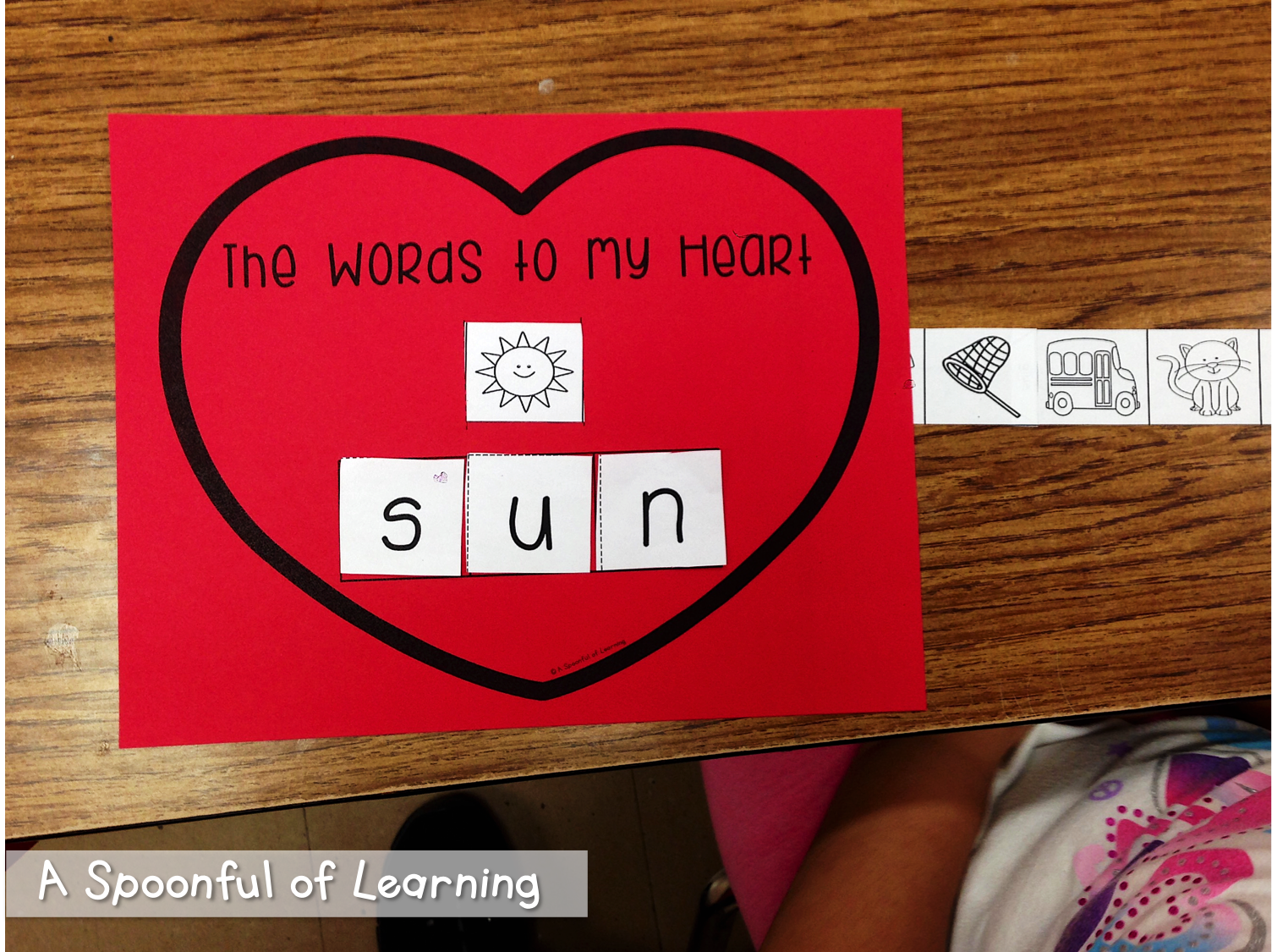A Spoonful of Learning Valentines Week Fun