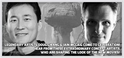 Doug Chiang and Iain McCaig