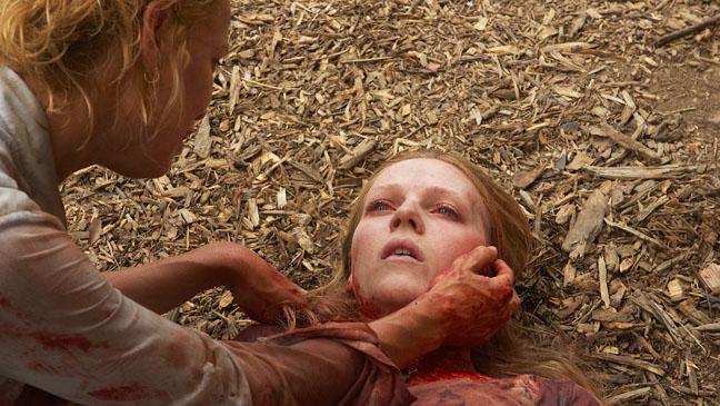 Amy. The Walking Dead