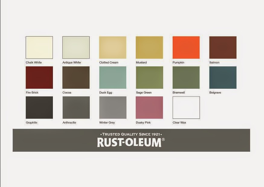 Rust Oleum Chalk Paint Colors Chart Rust Oleum Colour Chart 2 Chalk Shop Ayucar Com