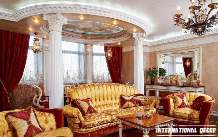 neoclassical style,neoclassical interior,neoclassical furniture
