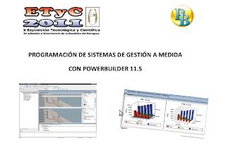 Imagen del Curso Sistema de Gestión a Medida con Powerbuilder 11.5