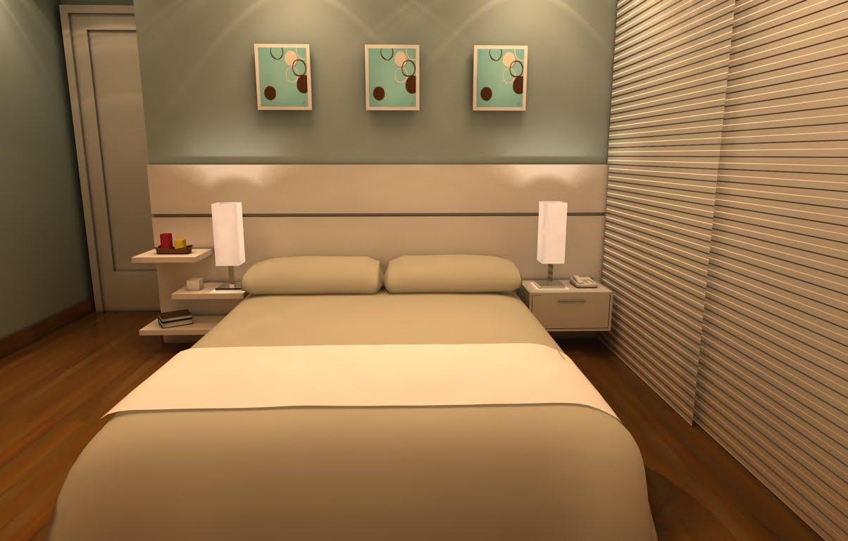 Imobilidade Viva Fotos de quartos do casal pequenos!